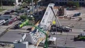 Bridge Collapse Investigation Underway