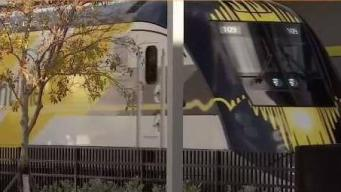 Brightline Train Kills Bicyclist in Boynton Beach