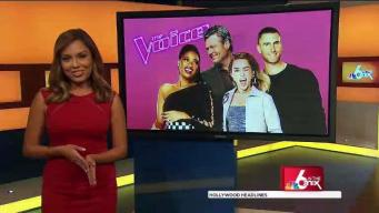 """Brooke Simpson Shines on """"The Voice'"""