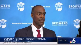 Broward Schools Chief Gives Update on Security