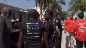 Calls For End of Violence in Liberty City Neighborhood