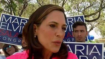 Candidates Unite Against Frontrunner in South Florida Race