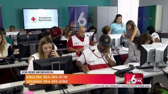 Caring for Our Community: Disaster Relief Phone Bank