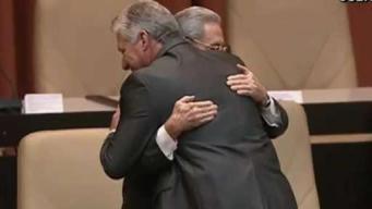 Castro Hands Over Leadership in Cuba