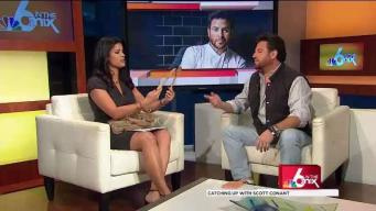 Catching Up With Scott Conant