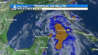 Florida Braces For Tropical Storm Colin, Flooding