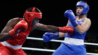 Boxer Claressa Shields Wins Debut Fight in Rio