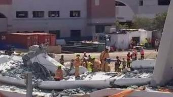 Community in Shock After Bridge Collapse