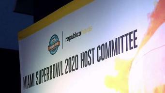 Countdown to Super Bowl LIV in Miami