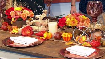 Creating a Magnificent Thanksgiving Decor