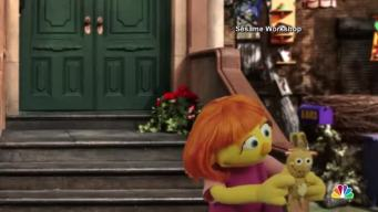 'Sesame Street' Introduces Character with Autism