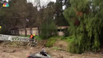 Driving Through Flood Waters: Surviving the Danger