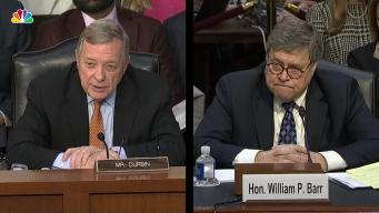 Barr: 'I Will Not Be Bullied Into Anything'