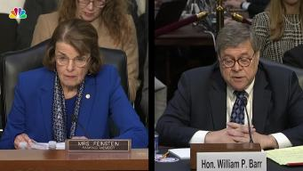 Barr Won't Commit to Releasing Full Mueller Report to Public