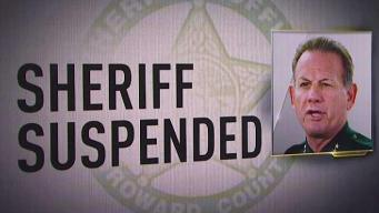 DeSantis Issues Executive Order to Suspend Sheriff Israel