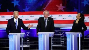 Fiery Democratic Debate: Race, Age, Health Care and Trump