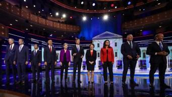 Dem Debate Night 1: Watch Everything Each Candidate Said
