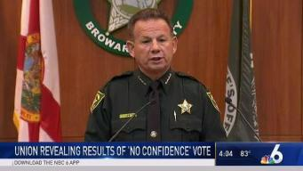 Deputy Union Has No Confidence in BSO Sheriff