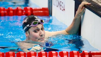 Day 4: Ledecky Eyes Gold While Franklin Watches
