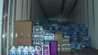 Donations for Michael Victims Heading to Panhandle