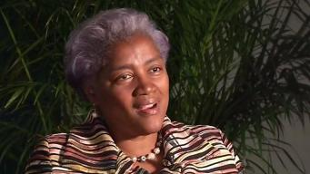 Donna Brazile Discusses 2016 Election During Interview