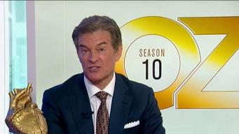 Dr Oz Talks With 6 In The Mix