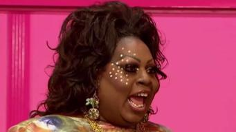 'Drag Race' Contestant Latrice Royale Continues Being Fabulous