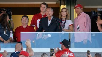 49ers Great Dwight Clark Dies After Battle With ALS