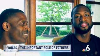 Dwyane Wade Sr on Fatherhood