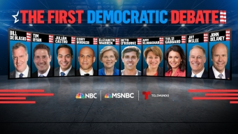 Live Coverage: The First Democratic Debate, Night 1