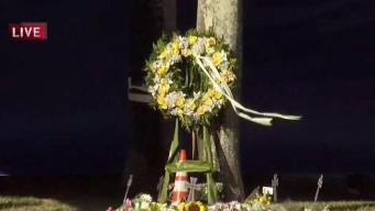 FIU Holds Vigil for Bridge Collapse Victims