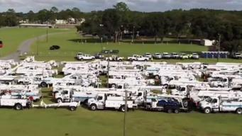 FPL Crews Heading to Panhandle After Michael