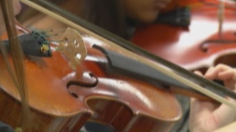 Fla. Youth Orchestra Teaching High Notes of Success