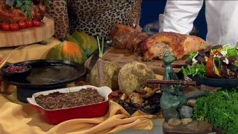 Fabulous Food: Barton G.'s Thanksgiving Prix Fix Menu
