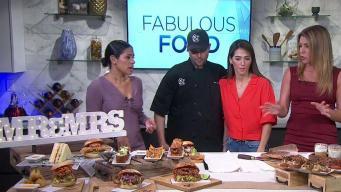Fabulous Food: Mr. and Mrs. Buns