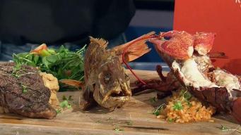 Fabulous Food: Rusty Pelican SOBE Seafood Festival