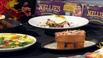 Fabulous Food: Start Your Day With Nellie's Eggs