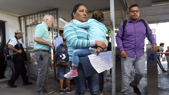 Separated Families Won't Be Immediately Reunited: HHS