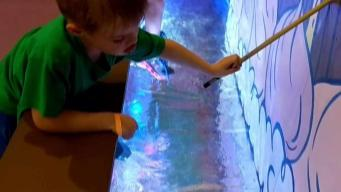Family Fun Exhibit at Young at Art Museum