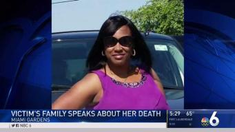 Family Seeks Answers in Woman's Killing in Miami Gardens