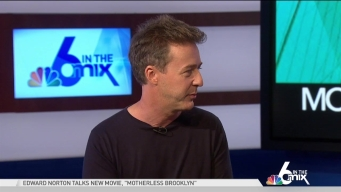 Film Legend Edward Norton Talks New Movie and Career