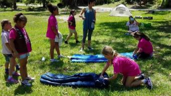 Finding the Right Summer Camp With Local Girl Scouts