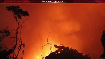 Fire Breaks Out at Miami Recycling Plant