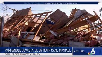 Florida Panhandle Devastated by Hurricane Michael