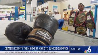 Florida Teen Boxers Head to Junior Olympics