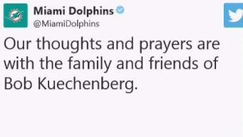 Former Miami Dolphins Guard Dies