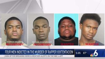 Four Men Indicted in Murder of Rapper