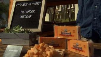 Get Cheesy This Weekend with Tillamook Cheese