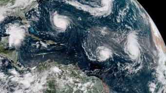 NOAA Predicting 'Near-Normal' Season With 4 to 8 Hurricanes