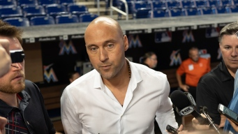 Lots of Losing for Jeter in 1st Year as Marlins Owner